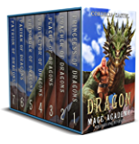 Dragon Mage Academy: The Complete Series: Books 1-7 (English Edition)