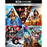 DC 7 Film Collection (4K Ultra HD) [Blu-ray]