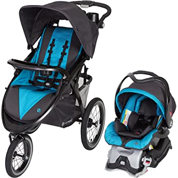 Amazon Com Baby Trend Stealth Jogger Travel System