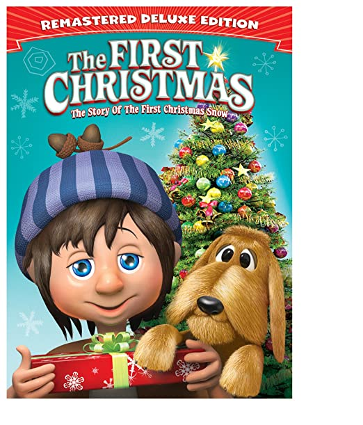 amazoncom the first christmas the story of the first christmas snow deluxe edition angela lansbury cyril ritchard david kelley dina lynn