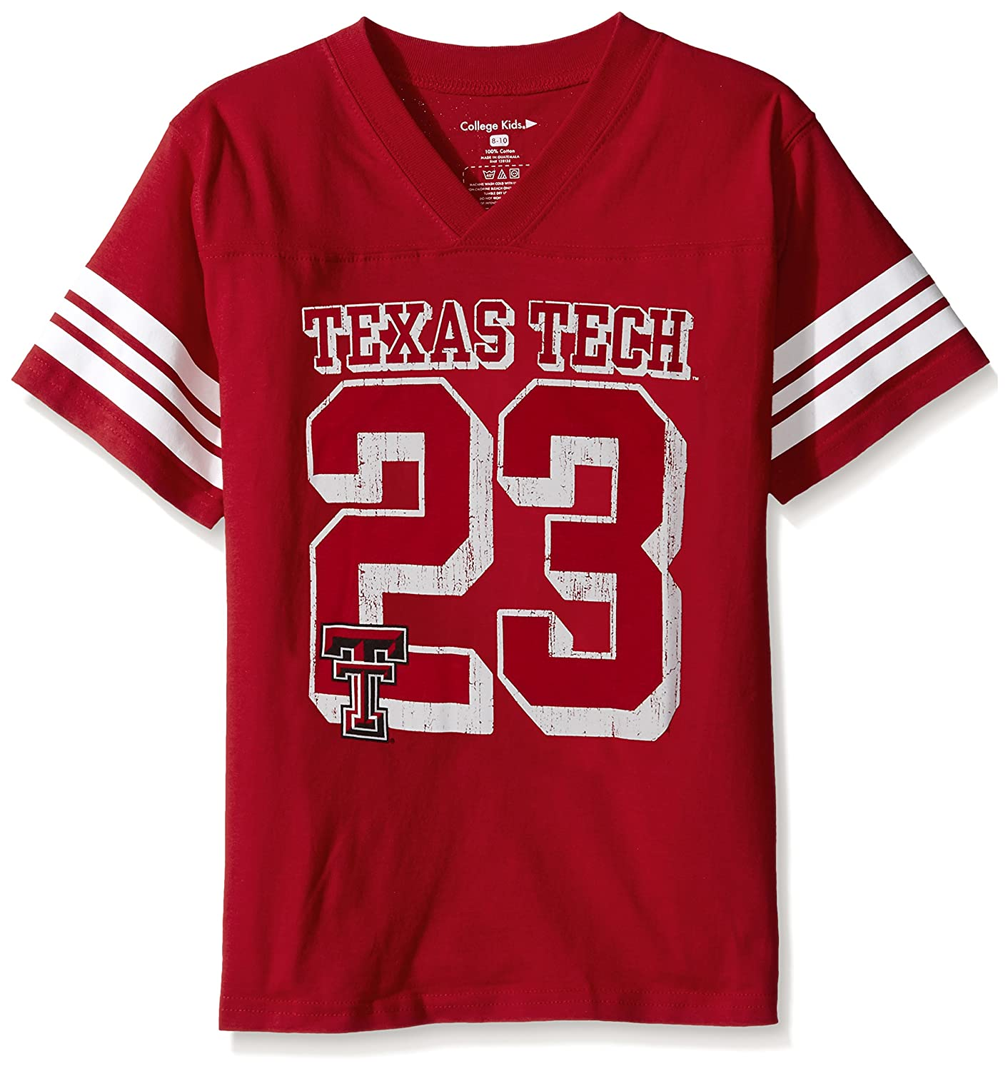 College Kids NCAA Youth Football Tee