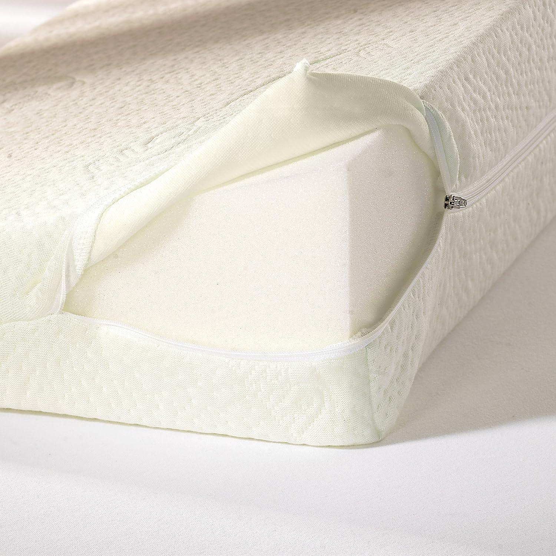 keilkissen f r das bett zum hochlagern von kopf und oberk rper. Black Bedroom Furniture Sets. Home Design Ideas