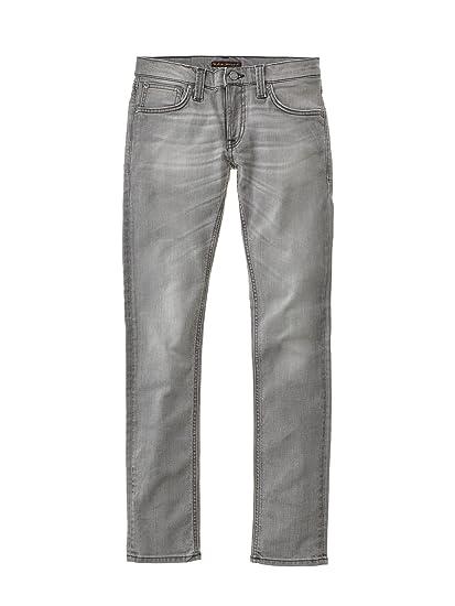 Jeans Womens Long John Jeans, Grey (Grey Sparks), W27/L30 (Manufacturer Size: L30W27) Nudie Jeans