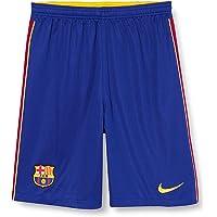NIKE FC Barcelona Temporada 2020/21-Fcb Y Nk BRT Stad Short Hacd4558-455 Pantalon Corto, Niños