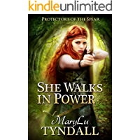 She Walks in Power (Protectors of the Spear Book 1)