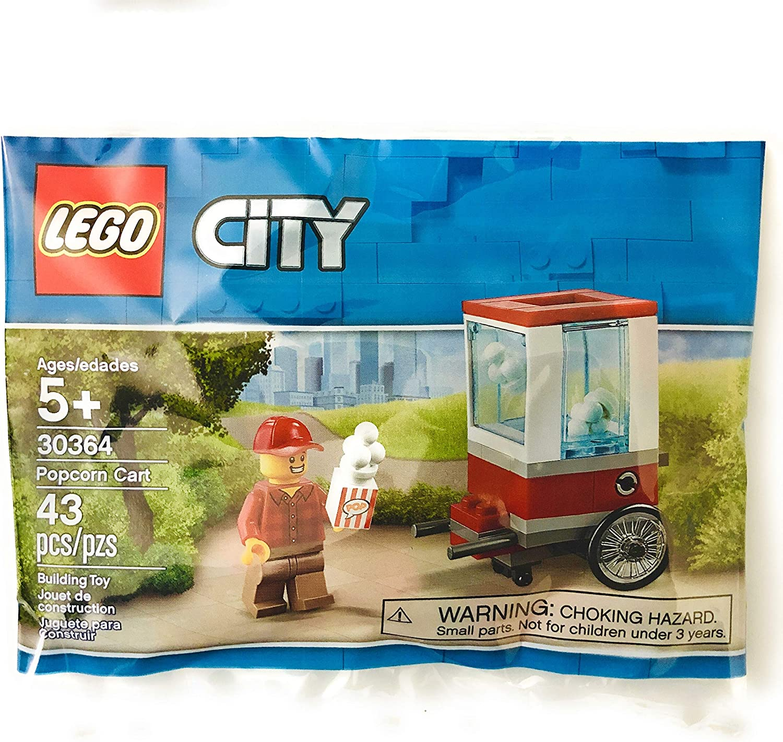 LEGO Popcorn Cart (30364) 43 pcs