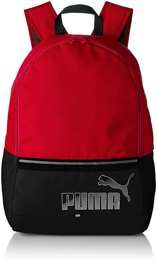 534e9c13a21a Puma 23 Ltrs Toreador-Black Laptop Backpack (7441307)  Amazon.in  Bags