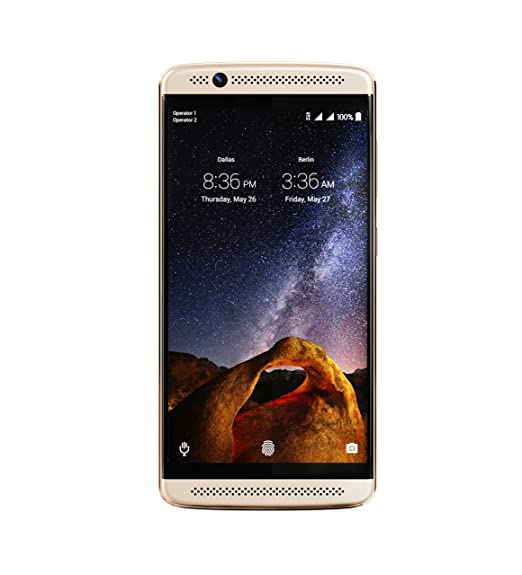 NEW ZTE - Axon 7 mini 4G LTE with 32GB Memory Cell Phone GSM