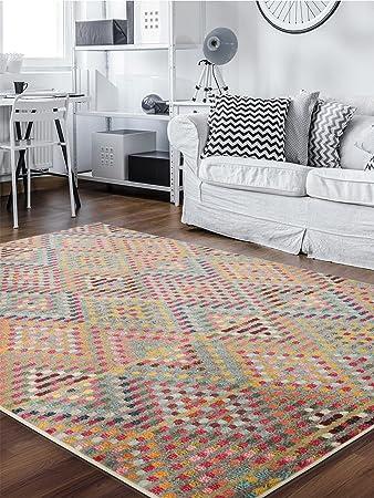 Benuta Teppich benuta teppich casa kunstfaser multicolor 160 x 230 0 x 2 cm