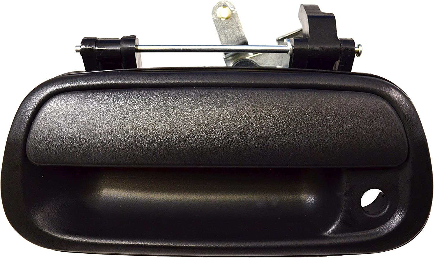 Tailgate Handle PT Auto Warehouse CH-3503A-TG Textured Black