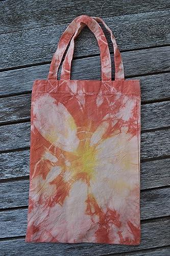 Shabby Chic Tasche Beutel Rot Gestreifte Tasche Markttasche Rote Henkel Beuteltasche Baumwollstoff Streifen