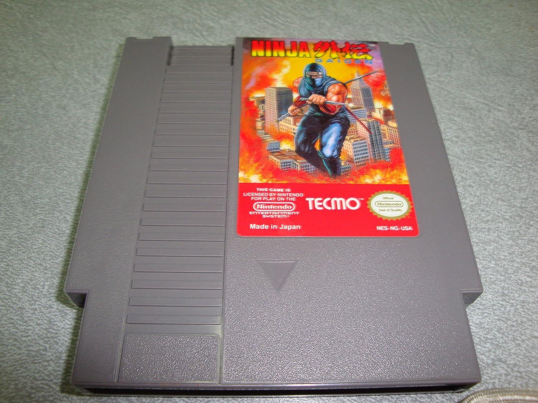 Amazon.com : Ninja Gaiden Video Game for NES : Other ...