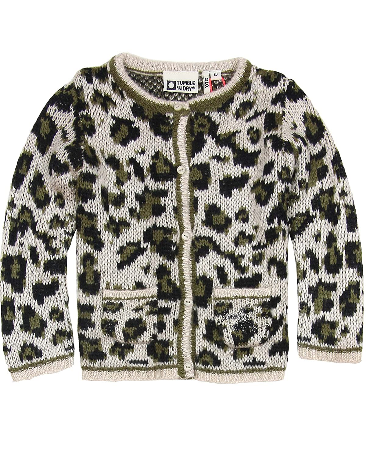 Sizes 18M-2 Tumble n Dry Baby Girls Knit Cardigan Pennville