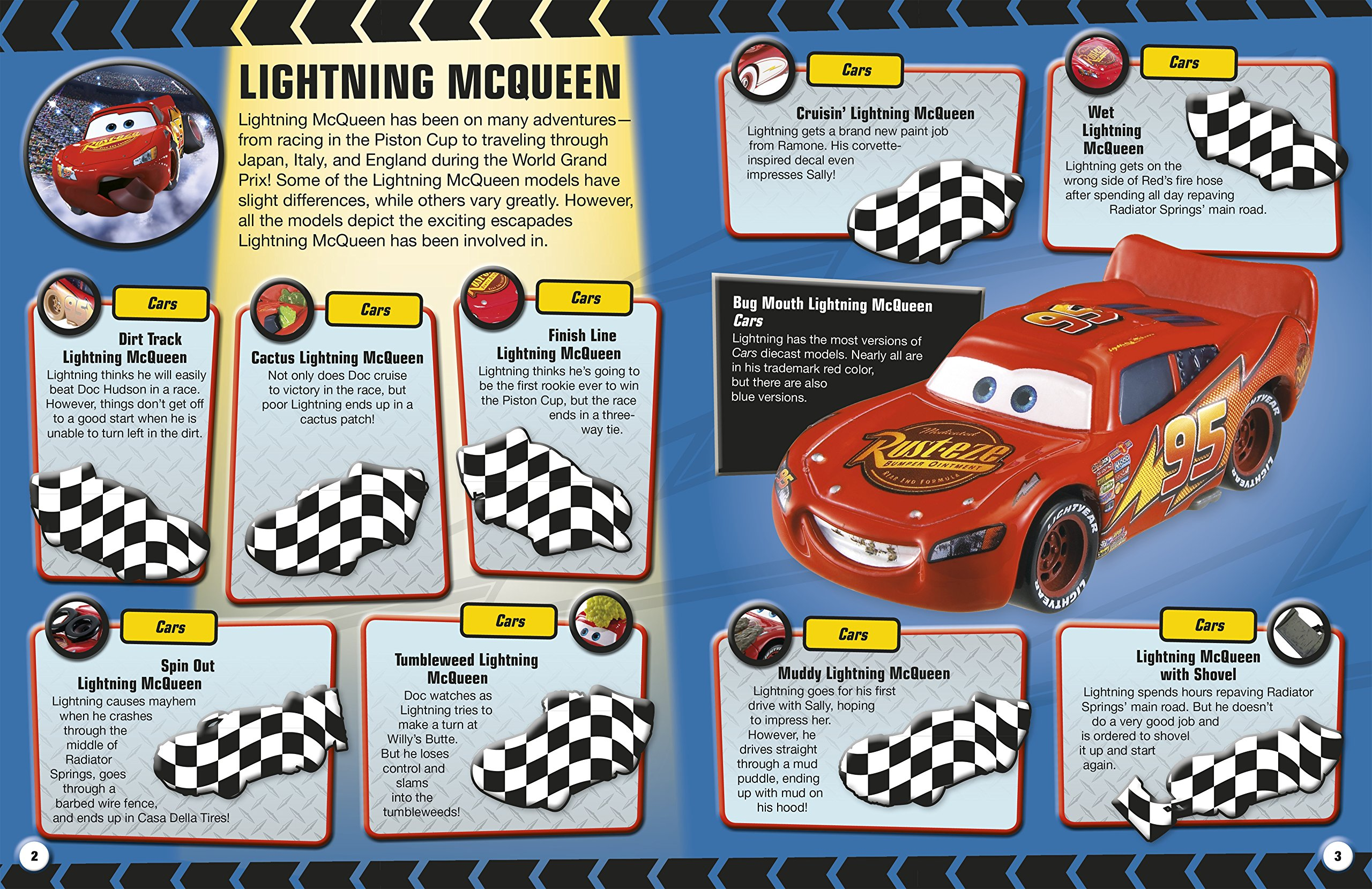 Ultimate Sticker Collection: Disney Pixar Cars (Ultimate Sticker Collections) by DK Publishing Dorling Kindersley (Image #4)