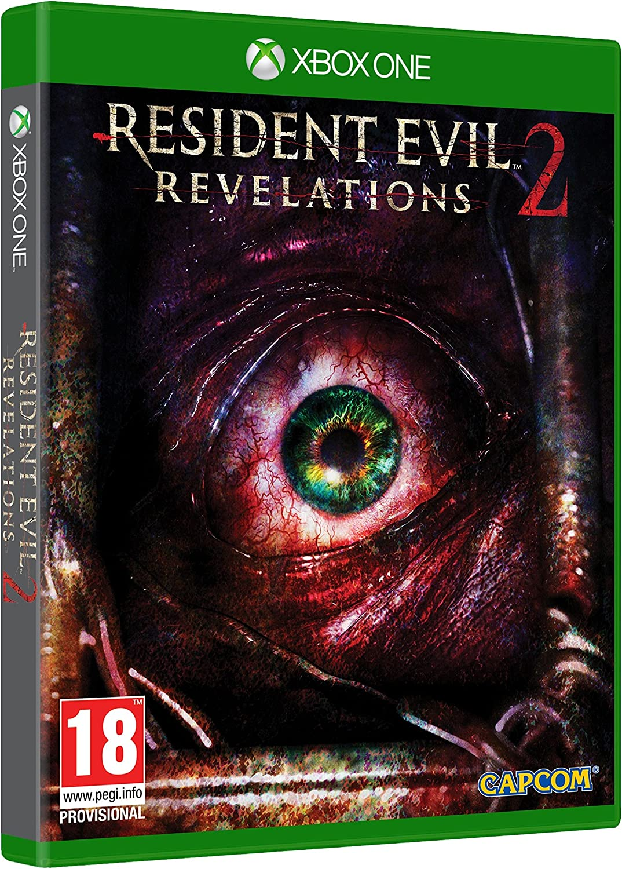 Capcom Resident Evil: Revelations 2, Xbox One Básico Xbox One Inglés vídeo - Juego (Xbox One, Xbox One, Supervivencia / Horror, Modo multijugador, M (Maduro), Soporte físico): Amazon.es: Videojuegos