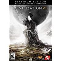 Deals on Sid Meiers Civilization VI: Platinum Edition MAC Digital