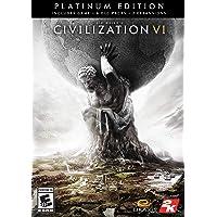 Sid Meiers Civilization VI: Platinum Edition PC Digital Deals