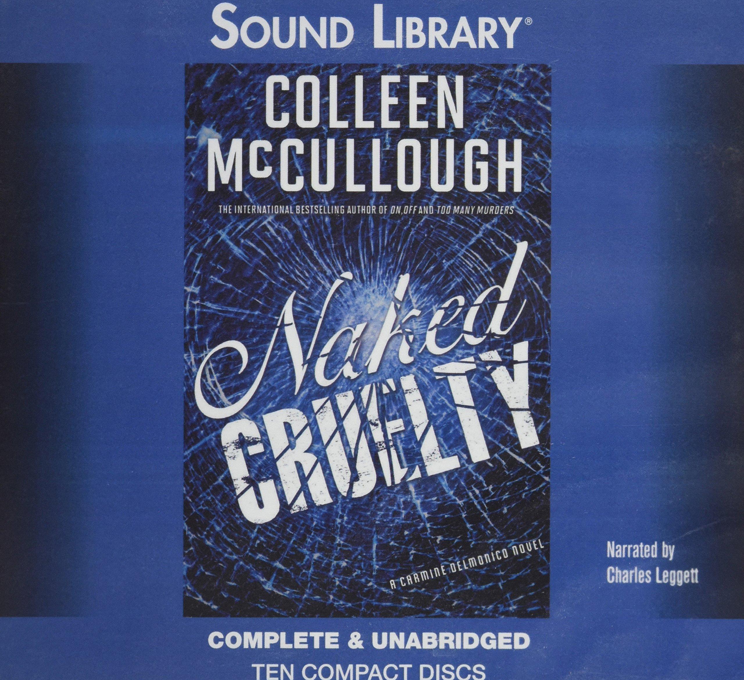 Naked Cruelty (A Carmine Delmonico Novel) ebook