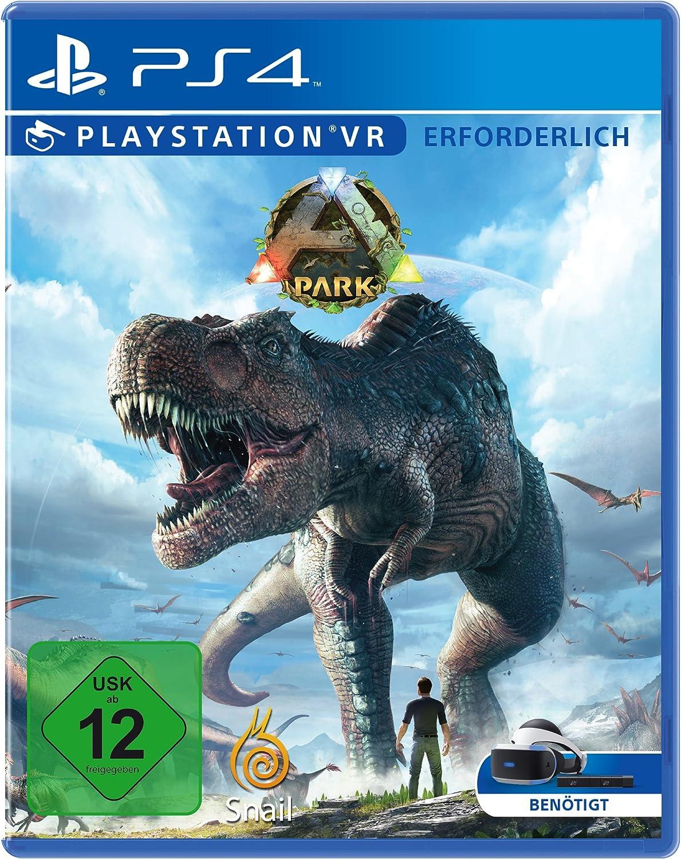 ARK Park VR - PlayStation 4 [Importación alemana]: Amazon.es: Videojuegos