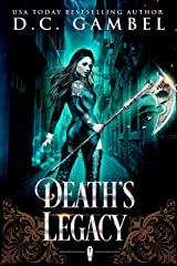 Death's Legacy: An Urban Fantasy Romance (The Horsemen Chronicles Book 2) Kindle Edition