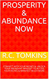 PROSPERITY & ABUNDANCE NOW: CONNECT WITH YOUR MONEY & UNLOCK YOUR ABUNDANT MINDSET TO ACCESS YOUR RICHES & MANIFEST MUCH MORE (English Edition)