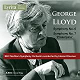 George Lloyd: Symphonies Nos. 6 & 7 'Proserpine'