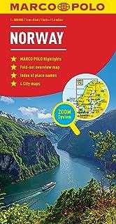 Michelin Norway Map 752 MapsCountry Michelin Michelin