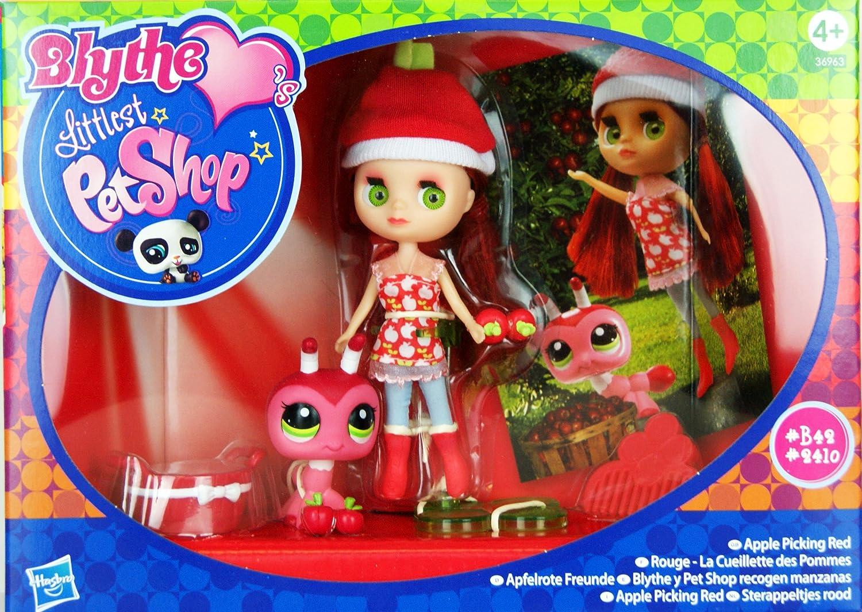 Amazon.es: Littlest Pet Shop - Muñeca Littlest Pet Shop (Hasbro ...