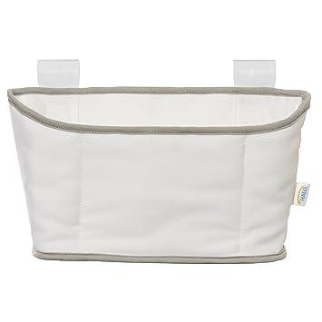 Amazon.com : Halo Bassinest Swivel Sleeper Storage Caddy, White : Baby