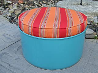 product image for Drum Works Furniture Tahoe Indoor/Outdoor Ottoman