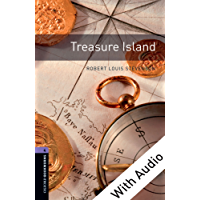 Treasure Island - With Audio Level 4 Oxford Bookworms Library: 1400 Headwords