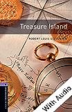 Treasure Island - With Audio Level 4 Oxford Bookworms Library: 1400 Headwords