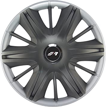 """SIMONI RACING MAX4/14 Tapacubos Maximus GTR Universales, 14"""" Pulgadas"""