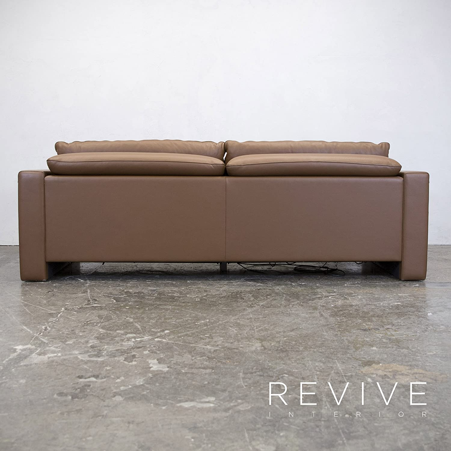 Eitelkeit Couch Relaxfunktion Beste Wahl Conceptreview: Fsm Moto Leder Sofa S Braun