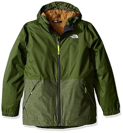 Para Chaqueta B North Jacket Color Verde Niño Face Warm The Storm x0gwFqSP
