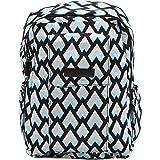 Ju-Ju-Be Onyx Collection MiniBe Small Backpack, Black Diamond