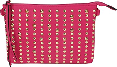 Girls Canvas Coin Wallet Cellphone Clutch Purse With Wrist Strap Pines Colorful Pattern Zipper Small Purse Wallets