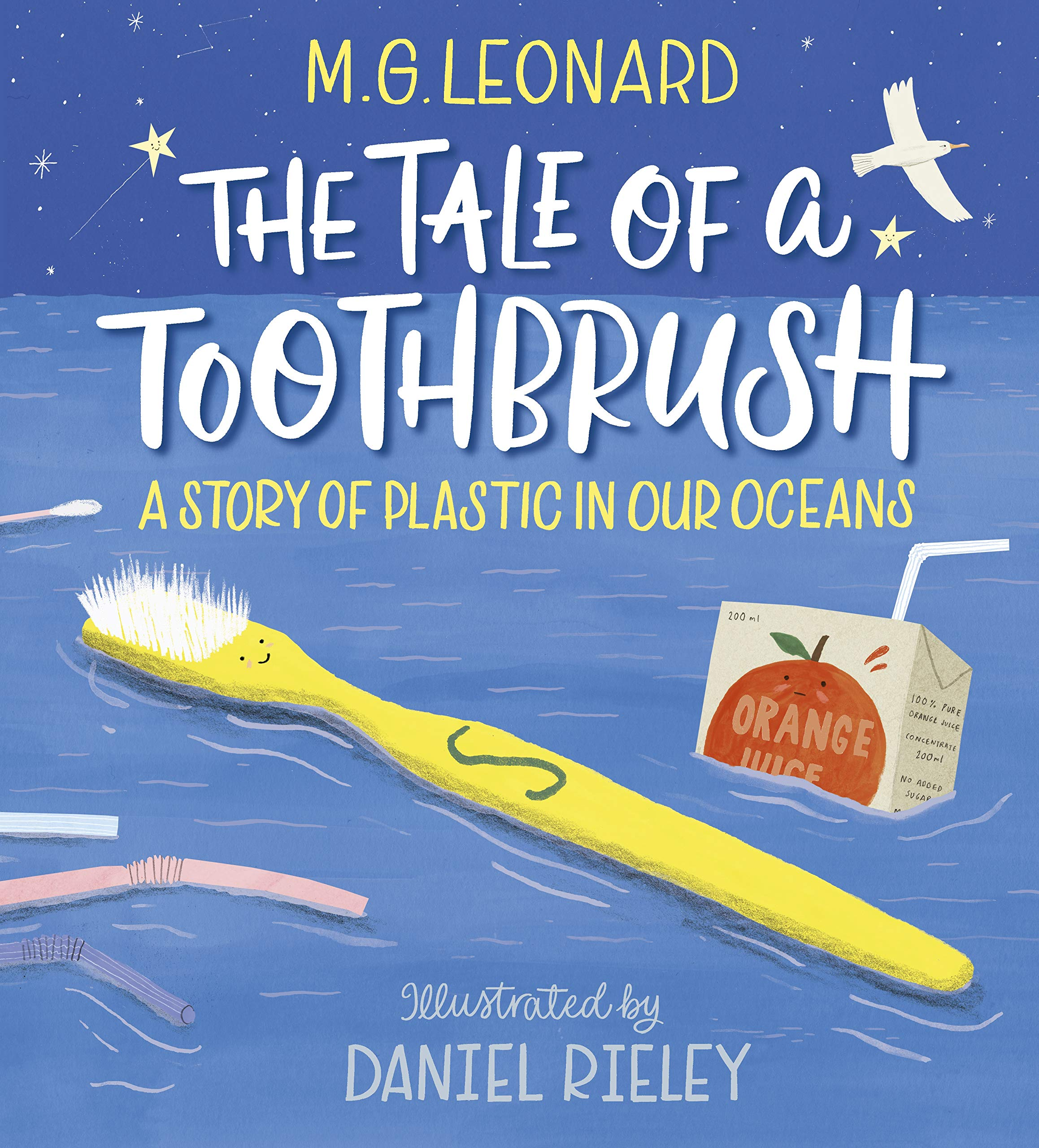 The Tale of a Toothbrush: A Story of Plastic in Our Oceans ...