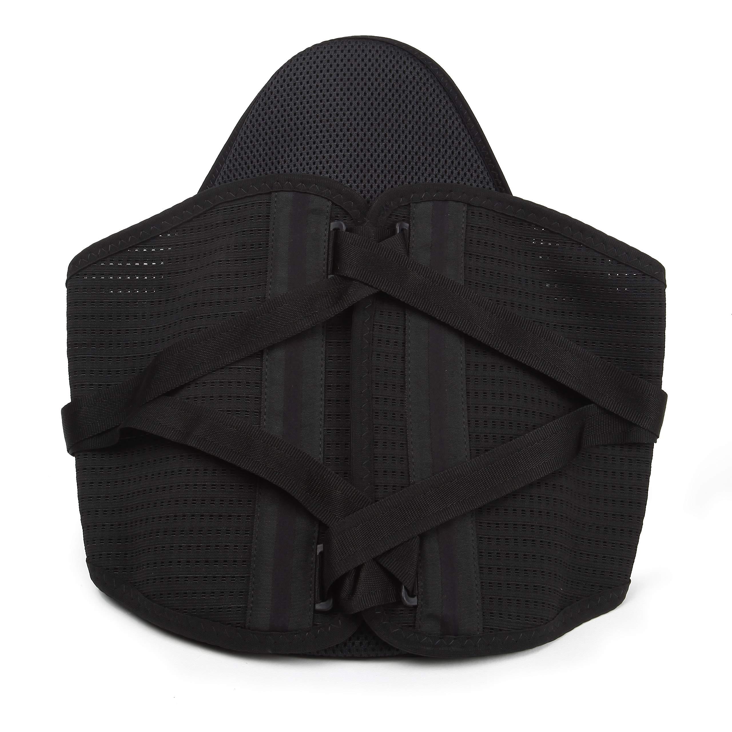 Ossur Back Brace for Lower Back Pain, Lumbar Support Belt - LSO Back Support- Small