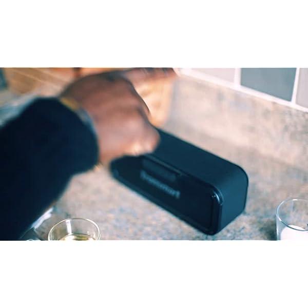 Haut-Parleur Bluetooth Enceinte sans Fil 40W, Tronsmart Force Speaker Waterproof Portable, étanche IPX7, Autonomie 15H, Technologie NFC & TWS,Compatibilité Android, Smartphone,Ordinateur 7