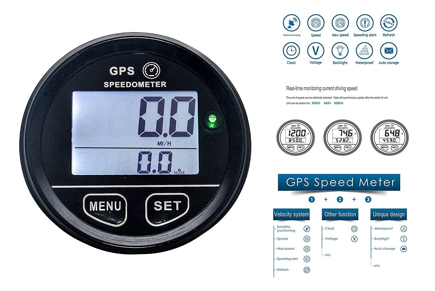 What retailers sell vehicle instrument cluster replacements?