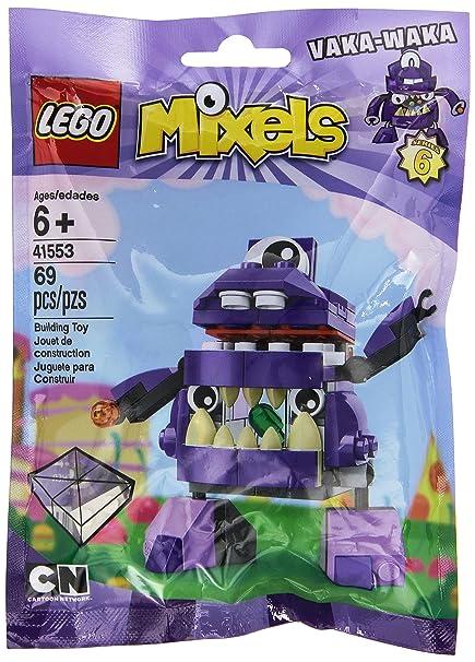 Amazon.com: LEGO Mixels Mixel Vaka-Waka 41553 Building Kit: Toys & Games