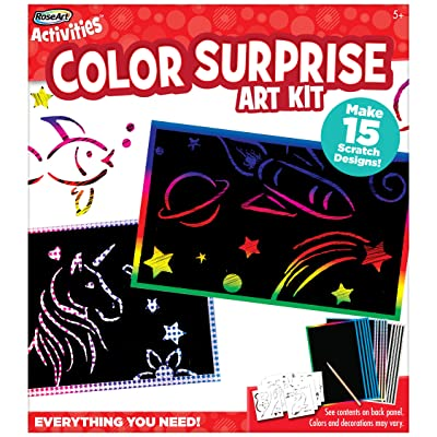 RoseArt Color Surprise Art Kit: Toys & Games