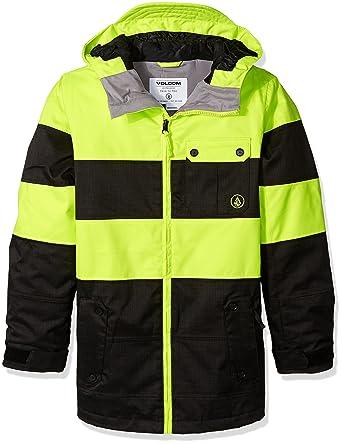 fe5f4d8e1b60 Amazon.com  Volcom Boys  Big Cascasde Insulated Jacket