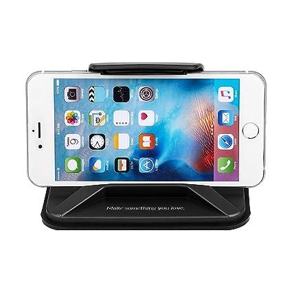 Soporte de teléfono Móvil para Coche, Soporte de Coche para iPhone 7 Plus 8 Plus