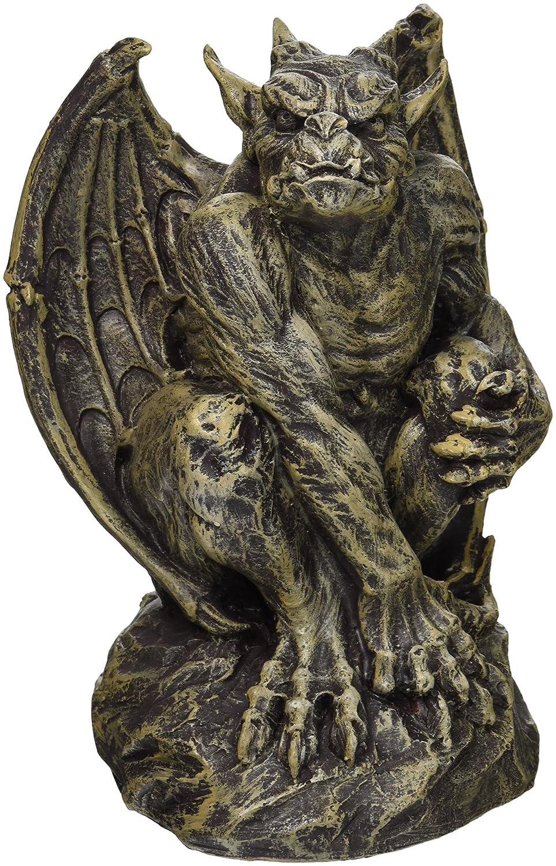 Design Toscano Silas the Gargoyle Sentry Statue - Medium CL5199