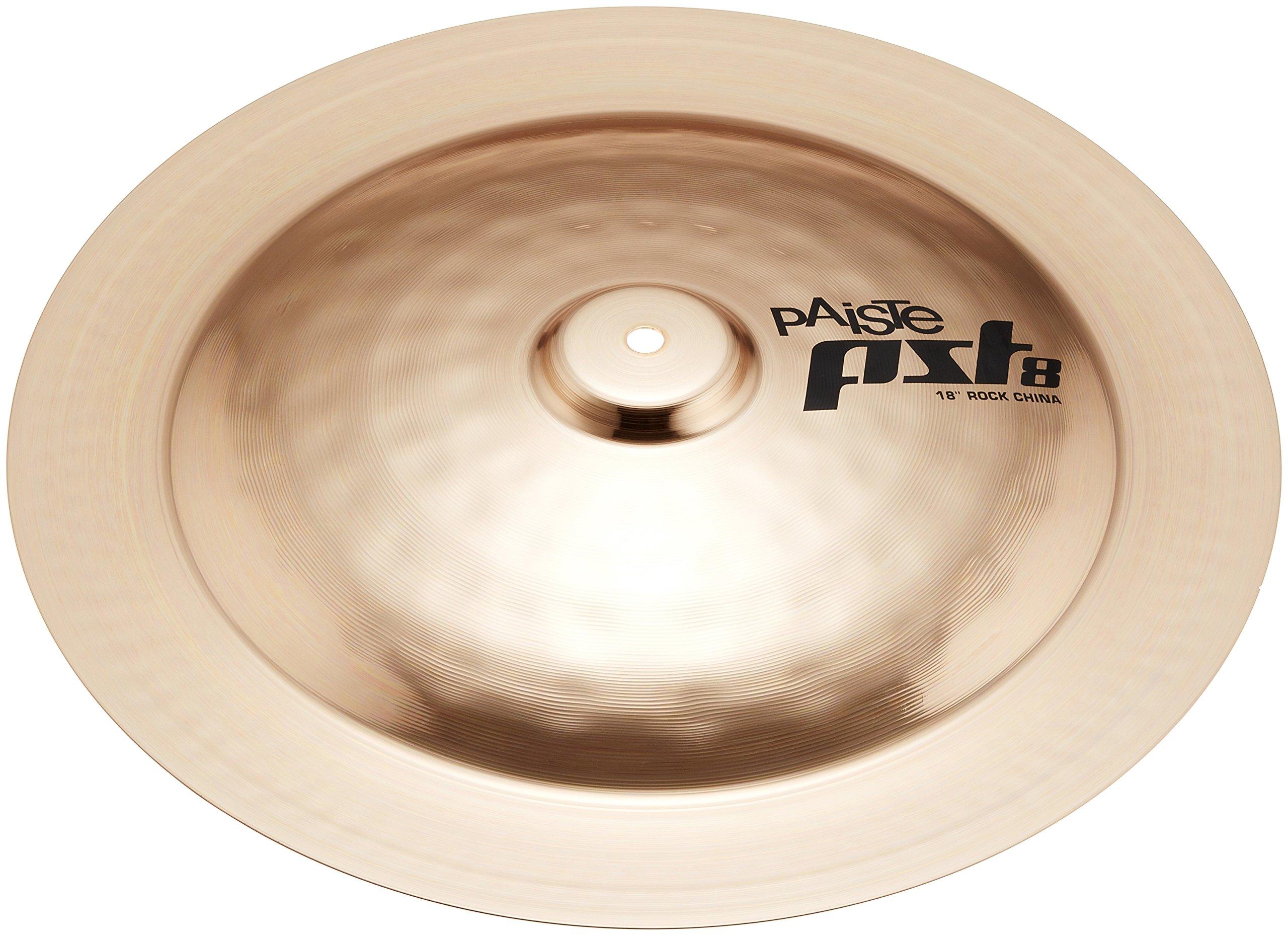 Paiste 18'' PST 8 Reflector Rock China Cymbal