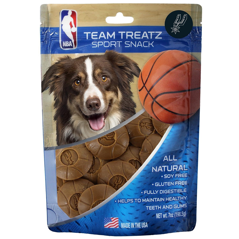 Amazon.com: NBA SAN ANTONIO SPURS para perros. Delicioso ...