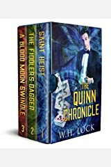 The First Chronicle: An Urban Fantasy Heist series (The Quinn Chronicles) Kindle Edition
