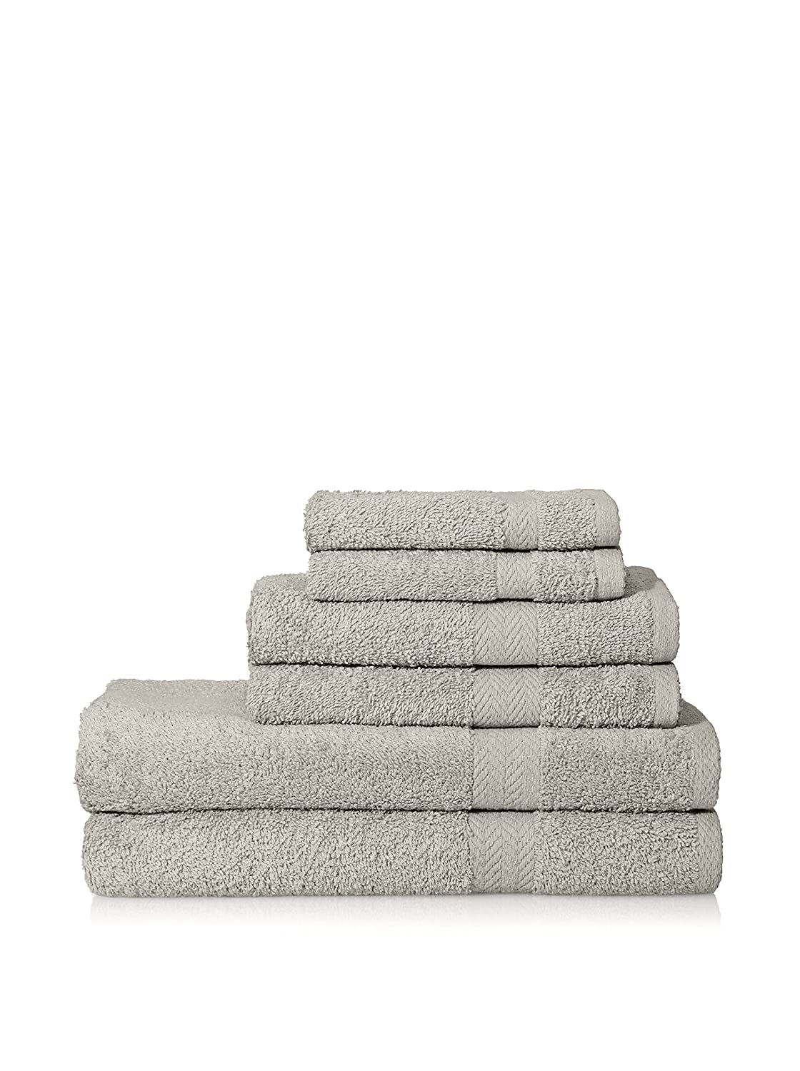 THE DELUXE/ESPALMA Towel Set, Bermuda, 6 Piece COBRA TRADING CORP. 052501852756